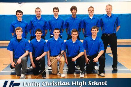10-11 Boys Golf