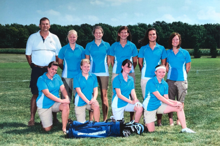 10-11 Girls Golf