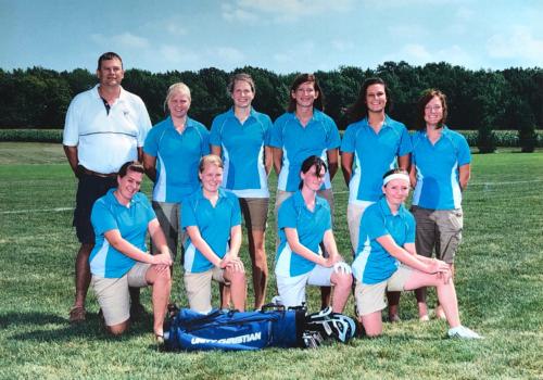 10-11 Girls Golf